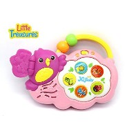 Babies Educational Play & Learn Toy with Push Button Sound Effects That Is Perfect For Infants 6...