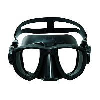 OMER Aries 39 Mask, Black Silicone by Omer