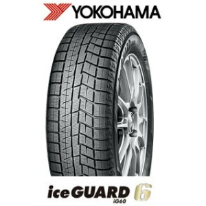 ヨコハマ ice GUARD 6 iG60 185/60R15