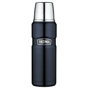 Thermos Stainless King Flask 0.47 Litre, Blue