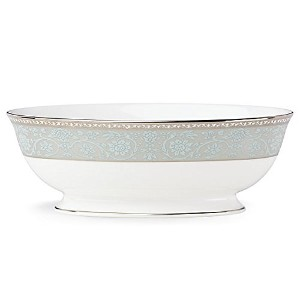 Lenox 858268 Westmore Open Vegetable Bowl, White by Lenox