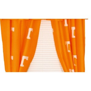 Comfy Feet TENCP63 Tennessee Printed Curtain Panels 42 in. X 63 in.