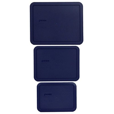 Pyrex 7212-pc ( 1) 110462811Cup & 7211-pc ( 1) 11138206Cup & 7210-pc ( 1) 11138163カップブルーLid...