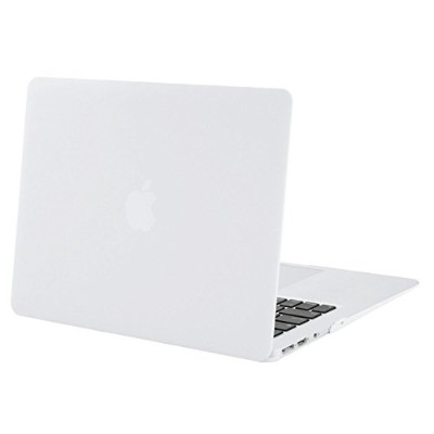 Mosiso - MacBook Air 13.3 ハードケース (白)