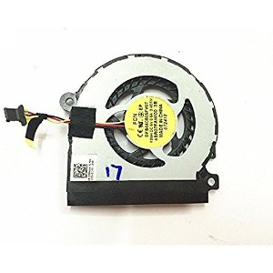 zhan fan® New CPU Cooling Fan Cooler For Dell Vostro 3360, Dell Inspiron 13z 5323, P/N: 3RKJH...