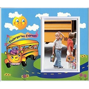 Kindergarten Express - Back to School Picture Frame Gift by Expressly Yours! Photo Expressions