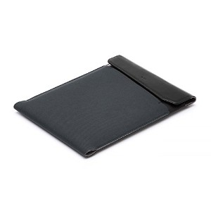 "Bellroy Laptop Sleeve Extra 13"" Charcoal - Woven"