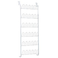ClosetMaid 8040 18-Pair Over-the-Door Shoe Rack by ClosetMaid