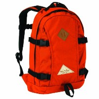 Kelty (ケルティ) リュック デイパック Captain Backpack US HERITAGE LINE 復刻モデル ヴィンテージ【並行輸入品】 (レッド)