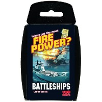 Battleships Card Game