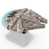 Star Wars Millennium Falcon Bluetooth Speaker (Li-B17E7.EM) [並行輸入品]
