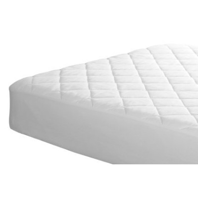 "Full Sleeper Sofa Mattress Pad Cotton Top (140cm x 180cm x 6"")"