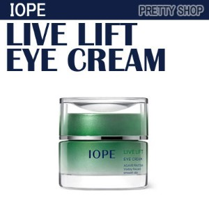 ★IOPE★ [eye] LIVE LIFT EYE CREAM(25ml)