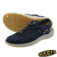 KEEN MEN UNEEK 【メンズ】 キーン メン ユニーク DRESS BLUES/NEUTRAL GRAY