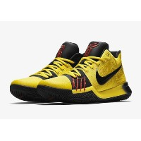 "Nike Kyrie 3 ""Mamba Mentality"" ""Bruce Lee"" メンズ Tour Yellow/Black ナイキ カイリー3 Kyrie Irving カイリー・アービング..."