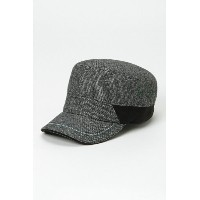 【SALE/46%OFF】ikka MANS NEP TWEED ワークCAP イッカ 帽子/ヘア小物【RBA_S】【RBA_E】