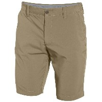 アンダーアーマー メンズ ボトムス ショートパンツ【Under Armour Matchplay Golf Shorts】Canvas/True Grey Heather/Canvas