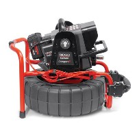 Ridgid 48113 SeeSnake Compact 2 System with One バッテリー and Charger 「汎用品」(海外取寄せ品)