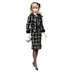 ホビー Barbie バービー Collector BFMC Plaid Suit doll ドール 人形