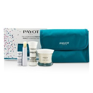 PayotPerfect Hydration Trip Set : Cleansing Milk 30ml + Cream 50ml + Lip Balm 4g + Bagパイヨパーフェクトハイドレー...