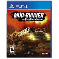 Spintires: Mudrunner (輸入版:北米) - PS4