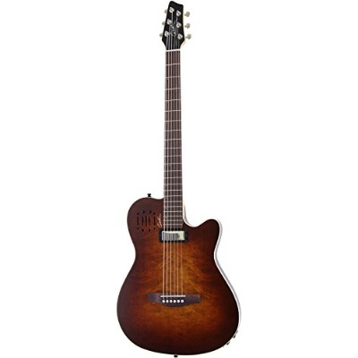 Godin エレアコ バリトンギター A6 Ultra Baritone Burnt Umber