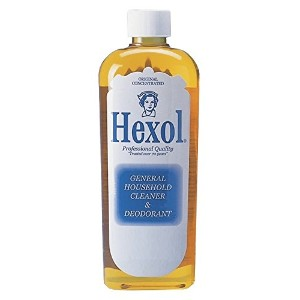 Hexol Concentrated General Household Cleaner and Deodorant, 16 oz. by Hexol