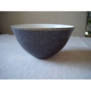 【十河隆史】白黒どんぶり Black/White Bowl (by Takashi Sogo)