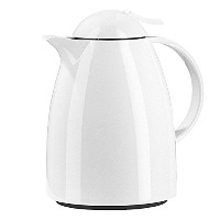 Emsa Auberge Mini 12-Ounce Quick Tip Insulated Server, White by Emsa [並行輸入品]