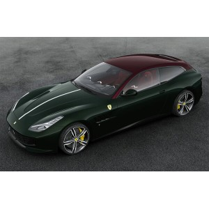 Amalgam Collection 1:18 フェラーリ 跳ね馬誕生70周年記念 限定モデルカー13. The Patriarch inspired by 1954 Ferrari 375...
