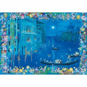 HEYE Puzzle・ヘイパズル 29695 Sven Hartmann : Cats in Venice 1000ピース