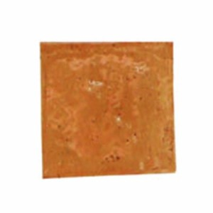 SPICE/CLAY TILE L/BROWN 100×100/MKCS007【01】【取寄】[5個]《 ガーデニング用品 ガーデン家具 タイル・レンガ 》