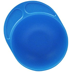 Pacific Baby Feeding Bowl, Light Blue by Pacific Baby