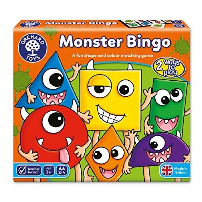 Orchard Toys Monster Bingo by Orchard Toys