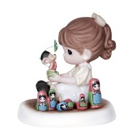 Precious Moments Take the Joy in the Little Things – Figurine – 磁器クリスマス新しい2013 131010-pm