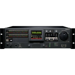 ROLAND R-1000 48-Track Recorder Player HDDレコーダー