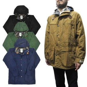 【4 COLOR】SIERRA DESIGNS(シェラデザイン) 【MADE IN USA】 60/40 PENDLETON LINED MOUNTAIN PARKA(アメリカ製 ペンドルトンライニン...