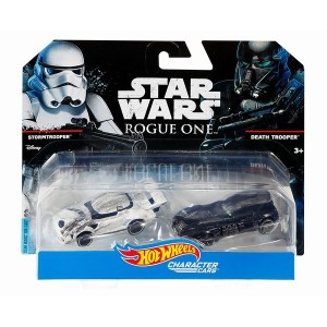 Hot Wheels Star Wars Rogue One Storm Trooper vs. Death Trooper スターウォーズ・starwars・ダイキャスト・ミニカー...