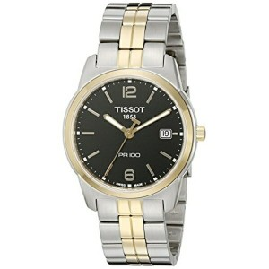 ティソ Tissot 腕時計 メンズ 時計 Tissot Men's T049.410.22.057.01 Black Dial Watch