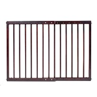 Baby Trend Extending Wood Gate by Baby Trend