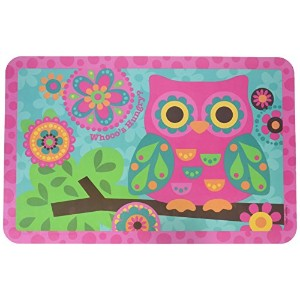 Stephen Joseph Placemat, Owl by Stephen Joseph