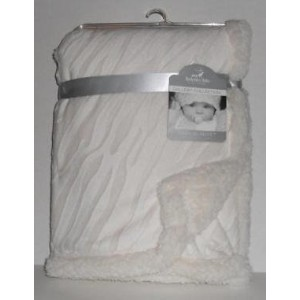 Berkshire Baby Gallery Collection Baby Sherpa Blanket 30 X 40 by Berkshire Blanket