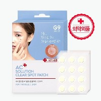 G9SKIN AC ソルーション クリア スポット パッチ/ G9SKIN AC Solution clear spot patch [並行輸入品]