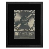 ROXY MUSIC - 1977 Greatest Hits Framed Mini Poster - 53x43cm