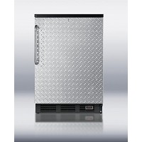 Summit FF7LBLBIPUBDPL Commercially Approved Built-in Beverage Cooler for Red Wine and Ale Storage,...
