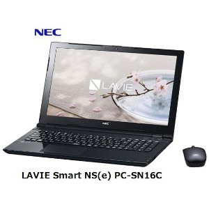 NEC LAVIE Smart NS(e) PC-SN16CPC 単体 新品