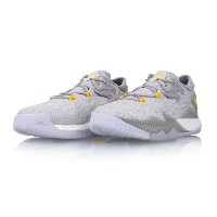 adidas Crazylight Boost Low 2016メンズ Grey/Yellow/Gold アディダス バッシュ