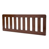 Simmons Kids Toddler Guardrail, Espresso Truffle by Simmons Kids