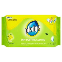 Pledge Dusting Cloths ( Citrus 20パックCloths )