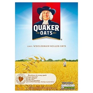 Quaker Oats Porridge 1kg by Quaker